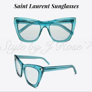AUTHENTIC NIB YSL New Wave Kate Sunglasses